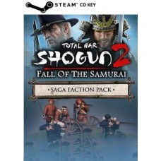 Total War: Shogun 2 - Fall of the Samurai - Saga Faction Pack (DLC)