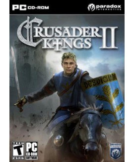 Aktivační klíč na Crusader Kings II