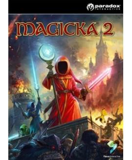 Aktivační klíč na Magicka 2