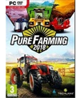 Aktivační klíč na Pure Farming 2018