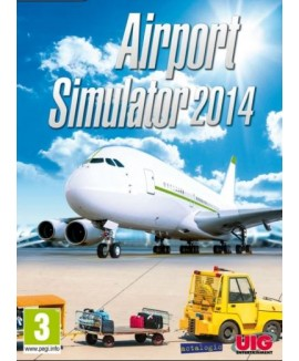 Aktivační klíč na Airport Simulator 2014