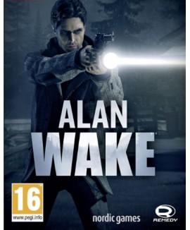 Aktivační klíč na Alan Wake