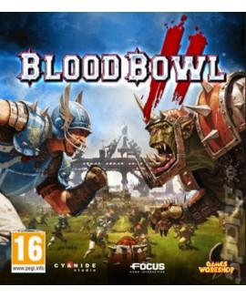Aktivační klíč na Blood Bowl 2
