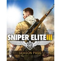 Sniper Elite III: Afrika - Season Pass (DLC)