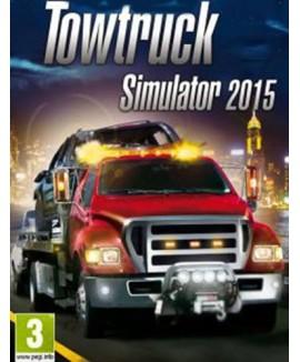 Aktivační klíč na Towtruck Simulator 2015