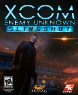Aktivační klíč na XCOM: Enemy Unknown - Slingshot (DLC)