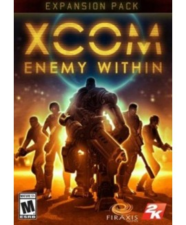 Aktivační klíč na XCOM: Enemy Within