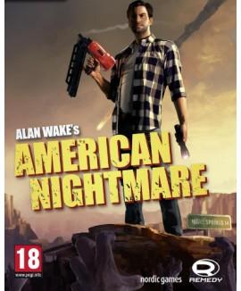 Aktivační klíč na Alan Wake: American Nightmare