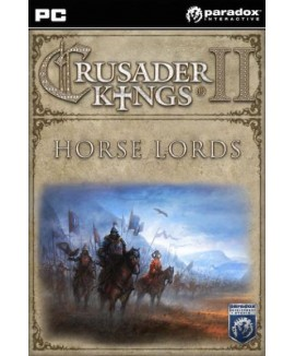 Aktivační klíč na Crusader Kings II: Horse Lords Collection