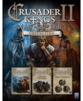 Aktivační klíč na Crusader Kings II - Way of Life Collection (DLC)