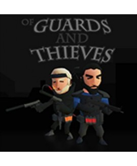 Aktivační klíč na Of Guards And Thieves