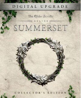 Aktivační klíč na The Elder Scrolls Online: Summerset (Digital Collectors Upgrade Edition)