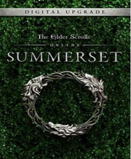 Aktivační klíč na The Elder Scrolls Online: Summerset (Upgrade Pack)