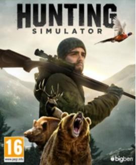 Aktivační klíč na Hunting Simulator