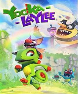 Aktivační klíč na Yooka-Laylee