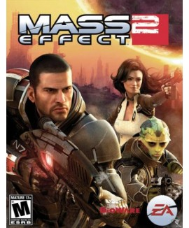 Aktivační klíč na Mass Effect 2
