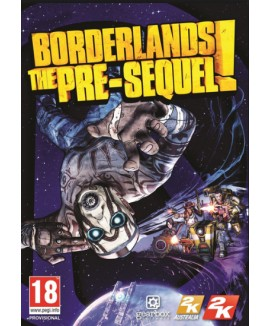 Aktivační klíč na Borderlands: The Pre-Sequel