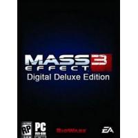 Mass Effect 3 (Digital Delux Edition)