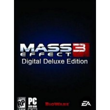 Mass Effect 3 (Digital Delux Edition)