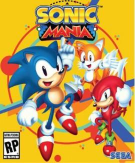 Aktivační klíč na Sonic Mania