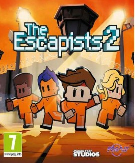 Aktivační klíč na The Escapists 2