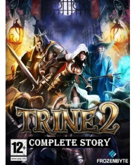 Aktivační klíč na Trine 2: Complete Story