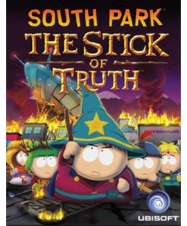 Aktivační klíč na South Park: The Stick of Truth (uncut)