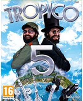 Aktivační klíč na Tropico 5