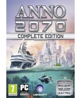Aktivační klíč na Anno 2070 (Complete Edition)