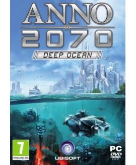 Aktivační klíč na Anno 2070: Deep Ocean