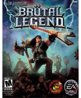 Aktivační klíč na Brutal Legend