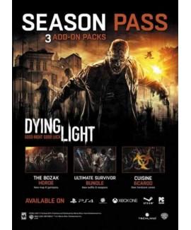 Aktivační klíč na Dying Light - Season Pass (DLC)