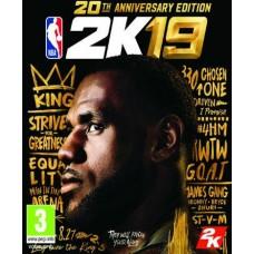 NBA 2k19 (20th Anniversary Edition)