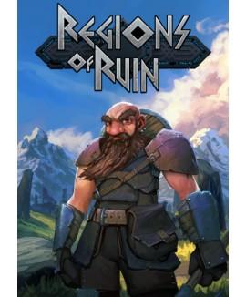 Aktivační klíč na Regions of Ruin