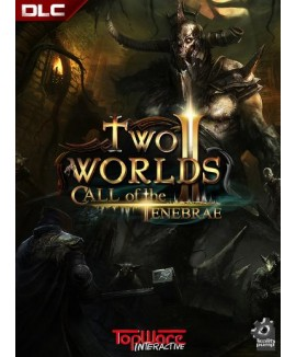 Aktivační klíč na Two Worlds II - Call of the Tenebrae