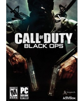 Aktivační klíč na Call of Duty: Black Ops