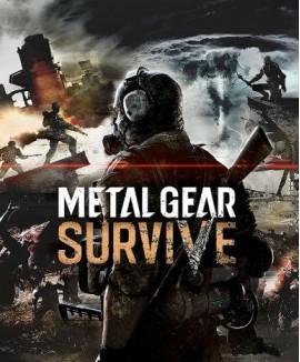 Aktivační klíč na Metal Gear Survive