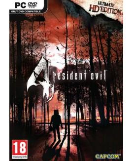 Aktivační klíč na Resident Evil 4 (Ultimate HD Edition)