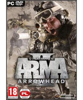 Aktivační klíč na Arma 2: Operation Arrowhead