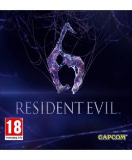 Aktivační klíč na Resident Evil 6