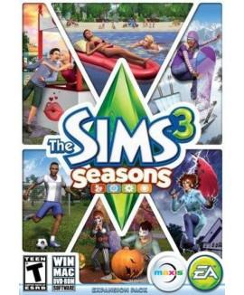 Aktivační klíč na The Sims 3: Seasons