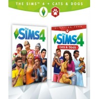 The Sims 4 + Psi a kočky - Bundle