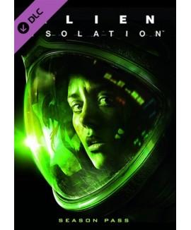 Aktivační klíč na Alien: Isolation - Season Pass (DLC)