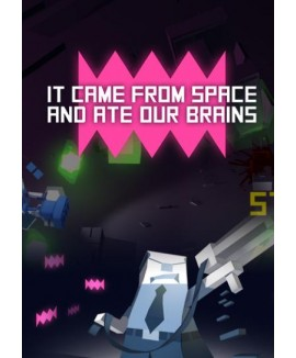 Aktivační klíč na It Came From Space And Ate Our Brains