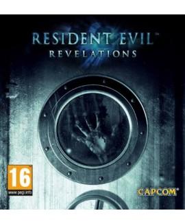 Aktivační klíč na Resident Evil: Revelations