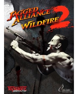 Aktivační klíč na Jagged Alliance 2 - Wildfire