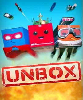 Aktivační klíč na Unbox