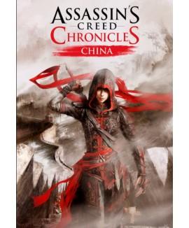 Aktivační klíč na Assassins Creed Chronicles: China