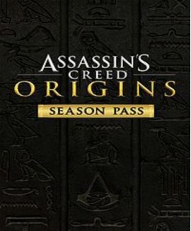 Aktivační klíč na Assassins Creed: Origins - Season Pass (DLC)