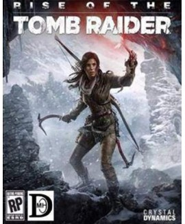 Aktivační klíč na Rise of the Tomb Raider